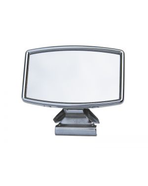 Stainless Steel Overtaking Mirror Classic Car CDM8