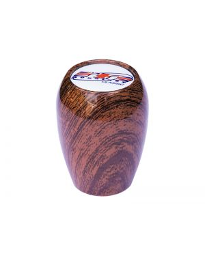 Wood Effect Gear Knob Fits Classic Vintage Car Wooden Gearstick Knob Mountney GKUWE