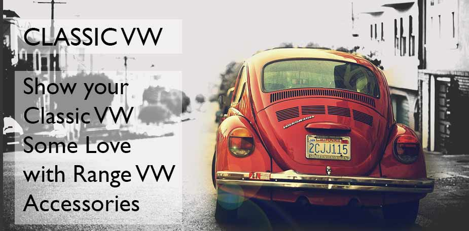 classic vw accessories