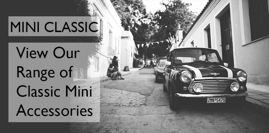 classic mini accessories