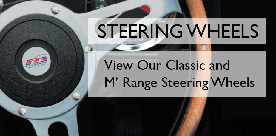 classic steering wheels